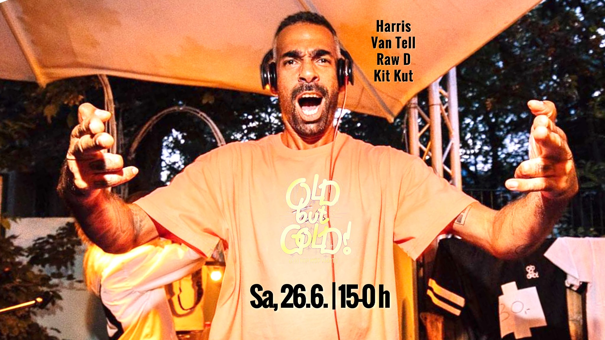 Old but Gold Hip Hop Open Air