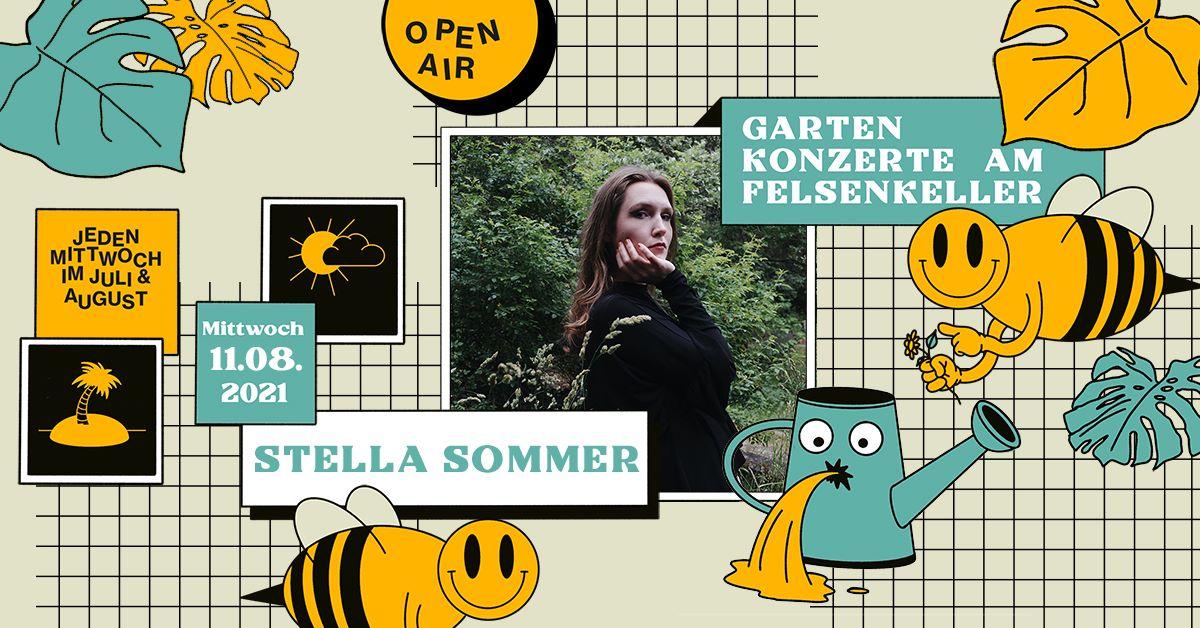 Stella Sommer • Garten Konzerte