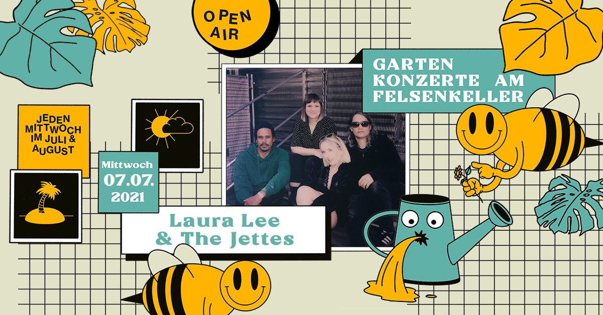 Laura Lee & The Jettes