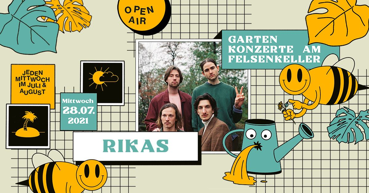 Rikas • Garten Konzerte