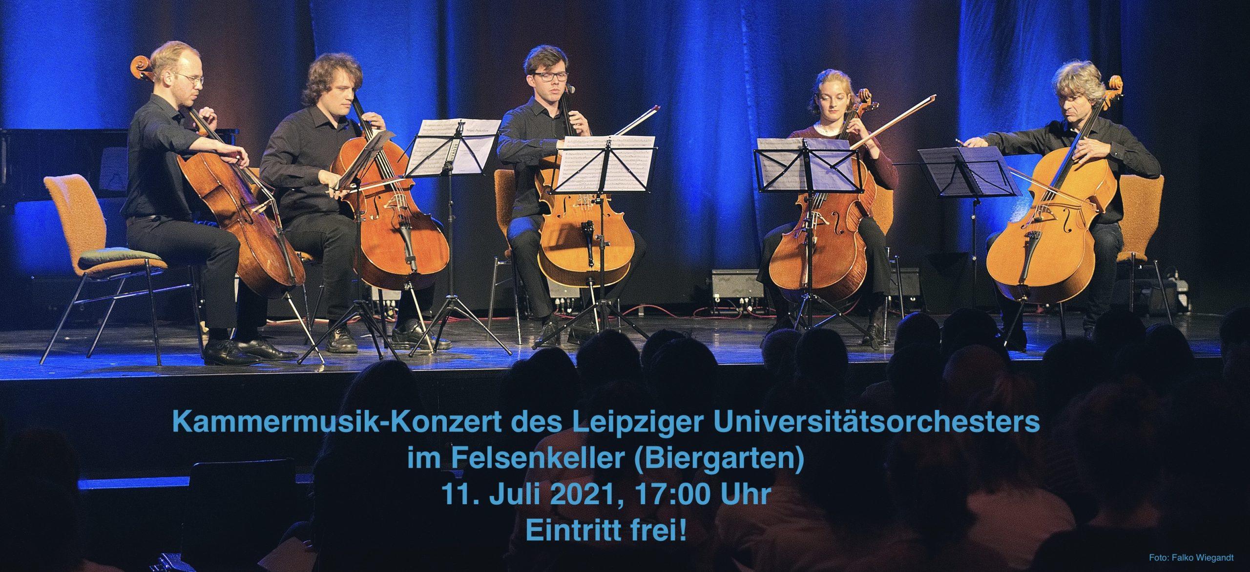 Kammermusik-Konzert des Leipziger Universitätsorchesters