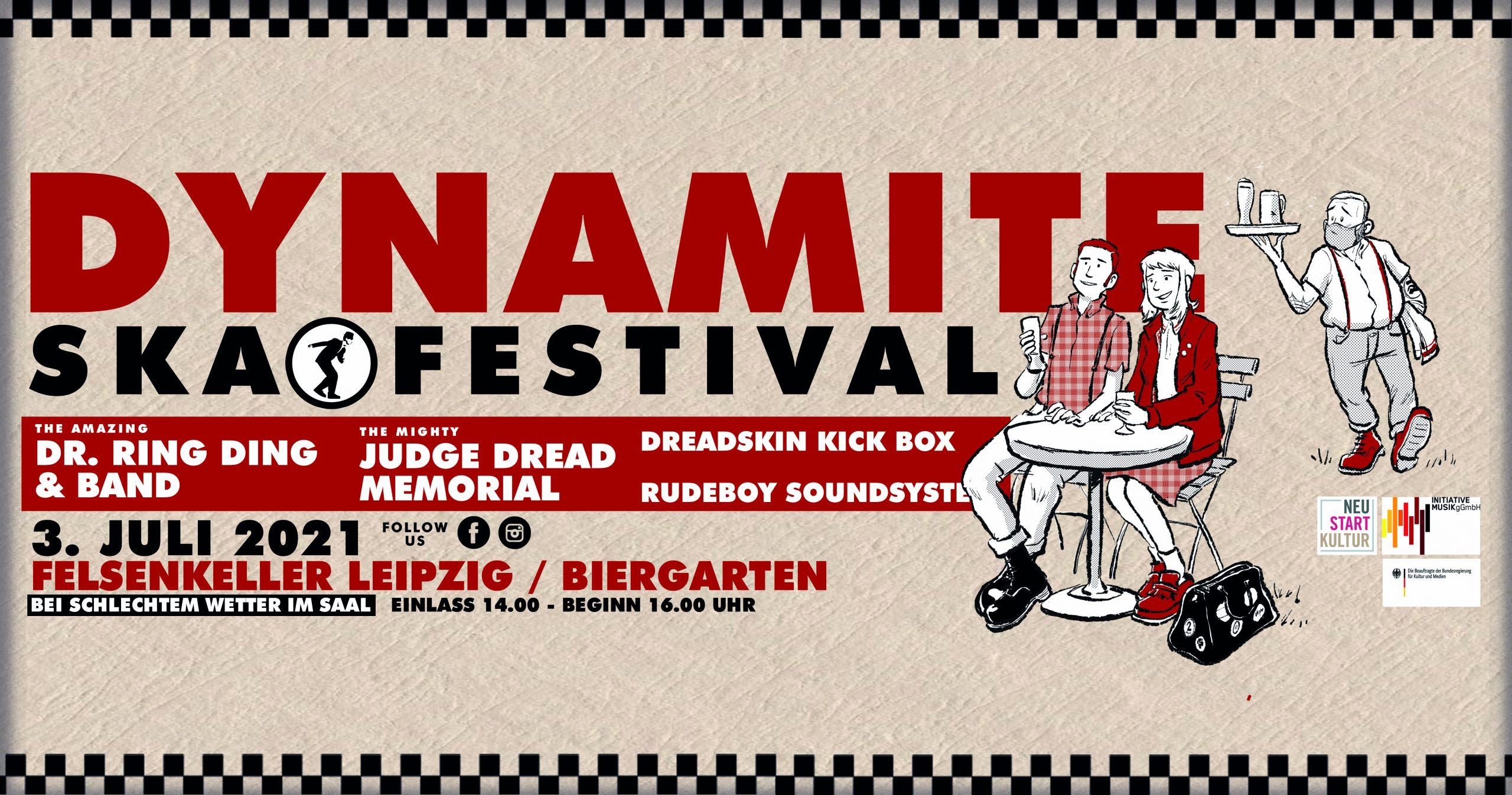 Dynamite Skafestival (Ausverkauft)