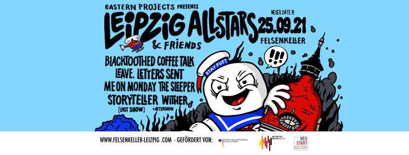 Leipzig Allstars (Neuer Termin)