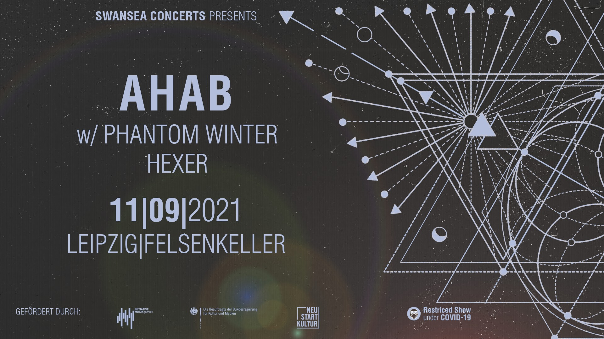 Ahab w/ Phantom Winter & Hexer