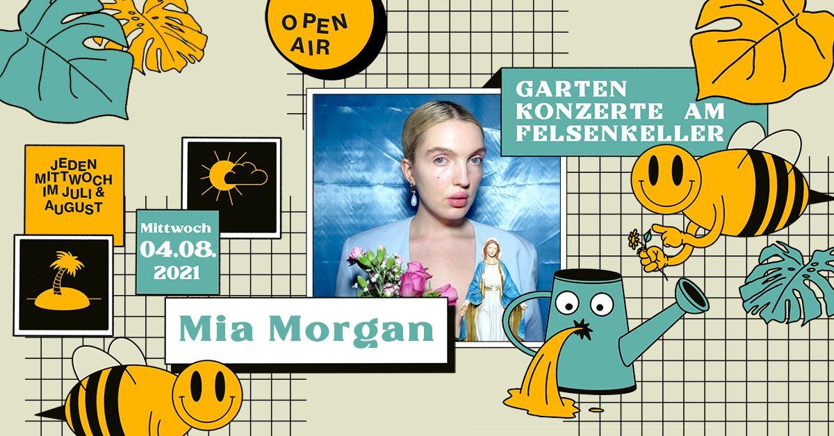 Mia Morgan • Garten Konzerte