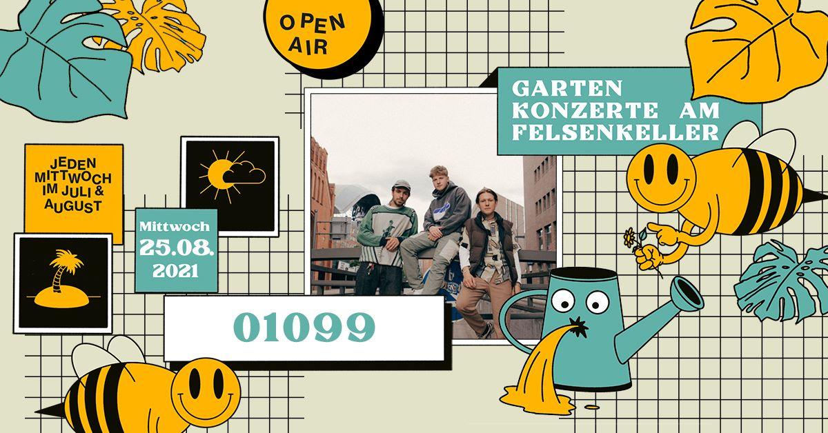 01099 • Garten Konzerte