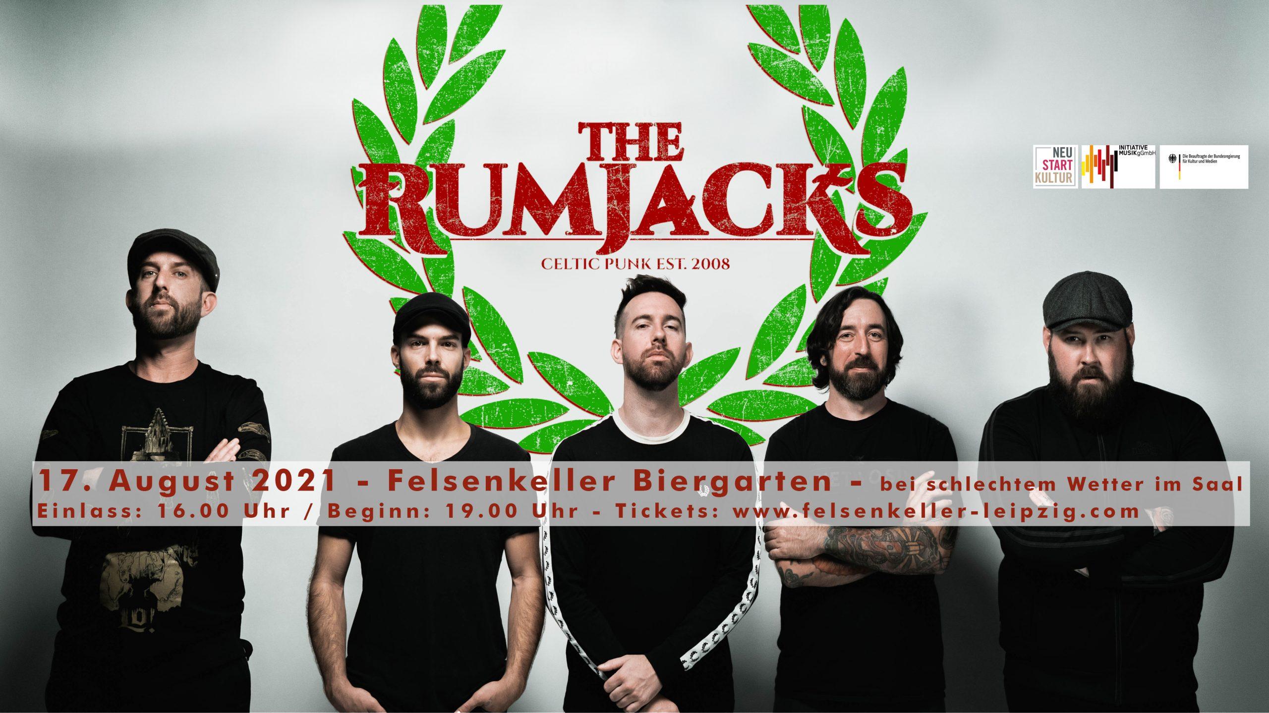 The Rumjacks (Acoustic Show)