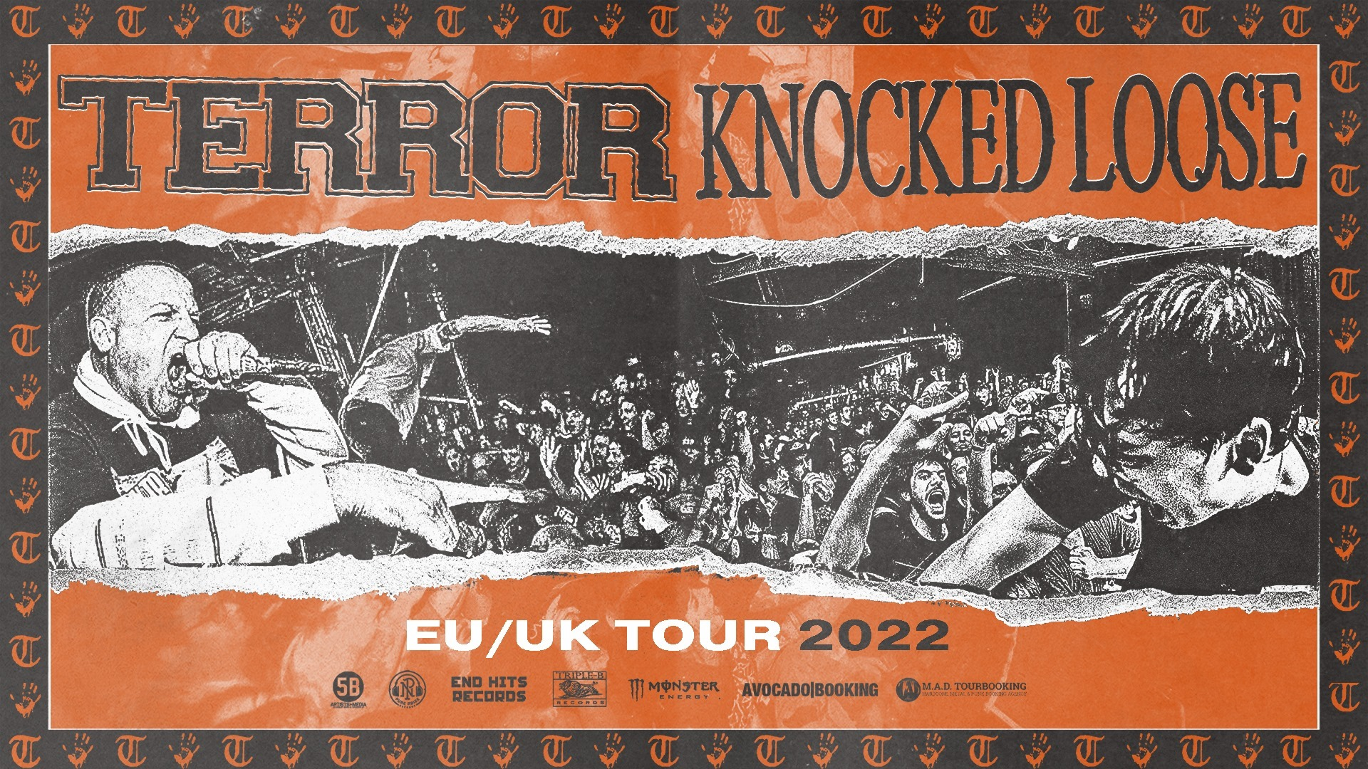 KNOCKED LOOSE & TERROR