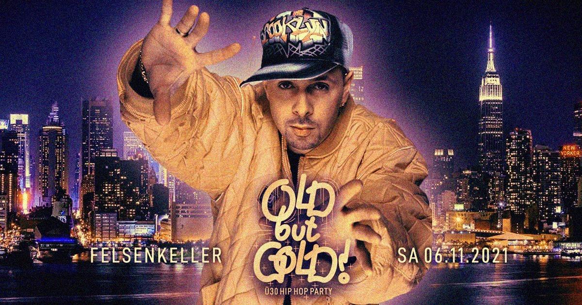 Old but Gold • Ü30 Hip Hop Party (2G)